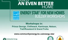 ENERGY STAR® for New Homes: Builder Workshops *New locations added*
