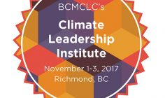 2017 Climate Leadership Institute – Register Now