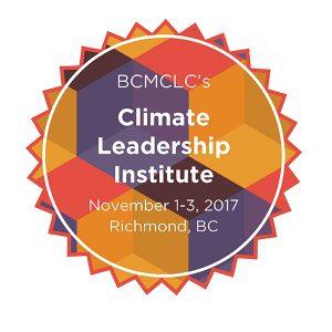 Climate Leadership Institute 2017