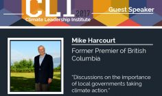 Special Guest Speaker – Mike Harcourt