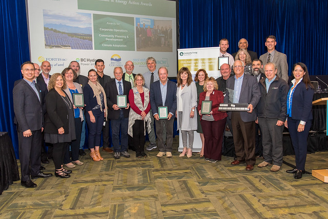 Climate and Energy Action Awards 2019 winners