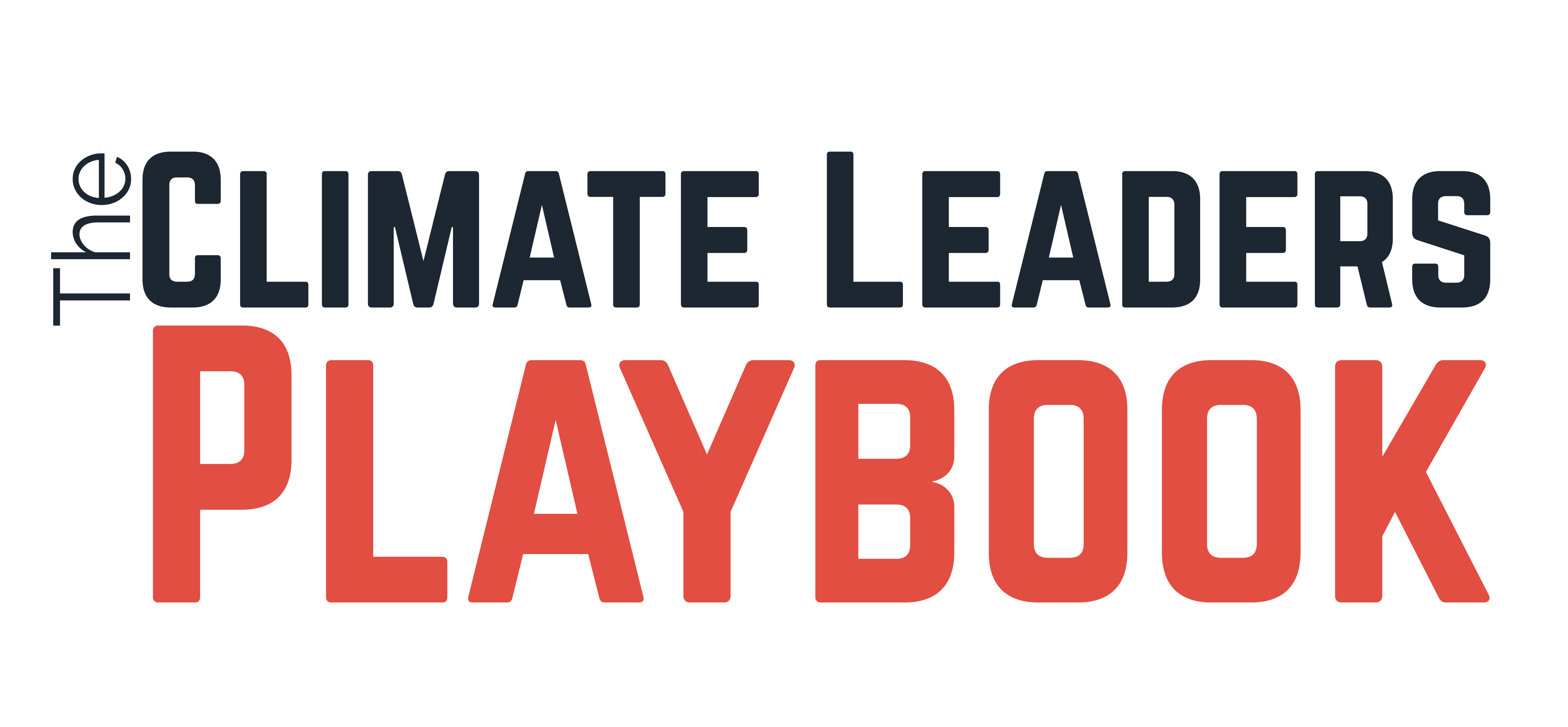 BC Climate Leaders Playbook Logo