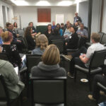 Fishbowl at the 2019 Climate Leaders Institute